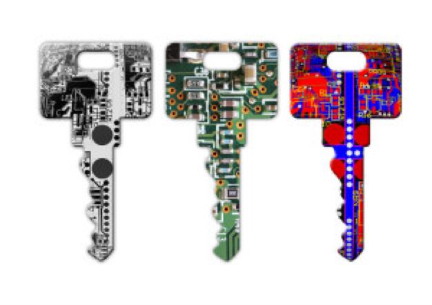 data covered keys
